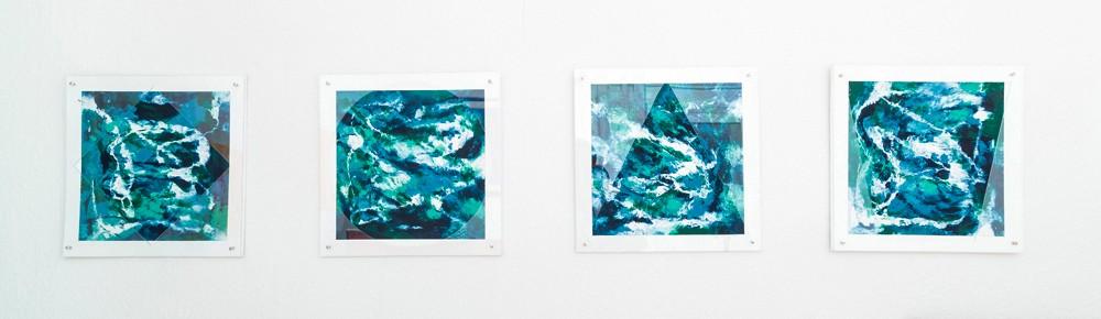 moderne Kunst Malerei Bild Unikat Abstrakte Auftragsarbeiten