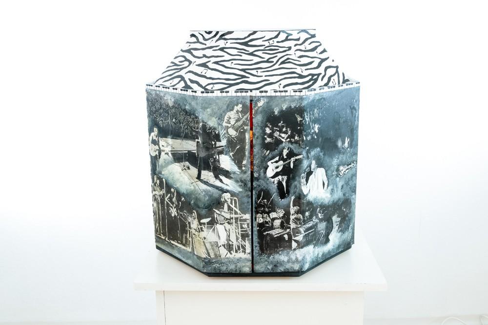 Unikat Objektdesign Skulptur Kunstobjekt Deko Auftragsarbeiten